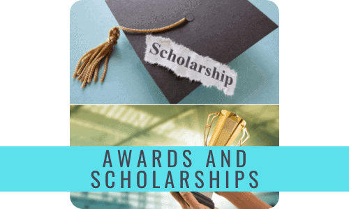 Awards And Scholarships