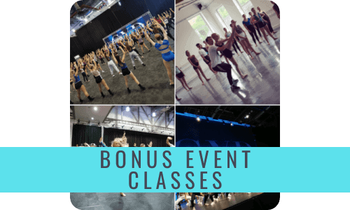 Bonus Event Classes