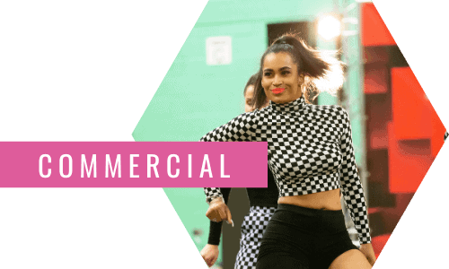 Commercial Dance Masterclasses
