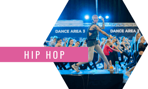 Hip Hop Dance Masterclasses