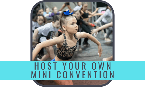 Host Your Own Mini Convention