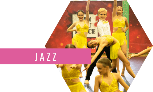 Jazz Dance Masterclasses