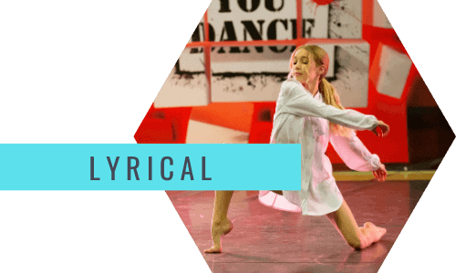 Lyrical Dance Masterclasses