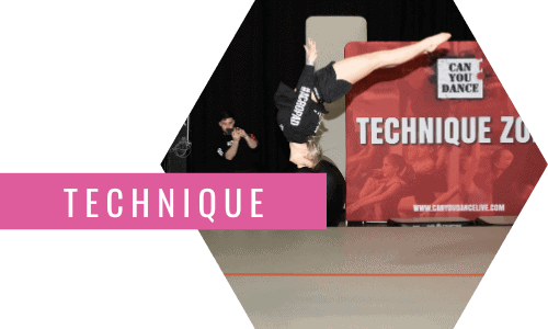 Technique Dance Masterclasses